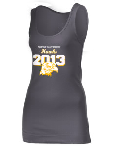 Mountain Valley Academy Hawks Juniors' 1x1 Tank