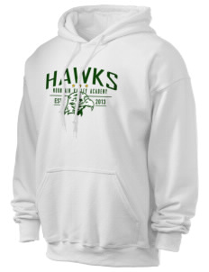 Mountain Valley Academy Hawks Ultra Blend 50/50 Hooded Sweatshirt