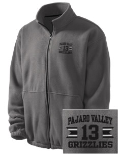 Pajaro Valley High School Grizzlies Embroidered Men's Fleece Jacket