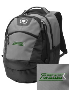 Pajaro Valley High School Grizzlies Embroidered OGIO Rogue Backpack