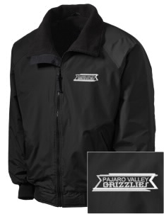 Pajaro Valley High School Grizzlies Embroidered Men's Fleece-Lined Jacket