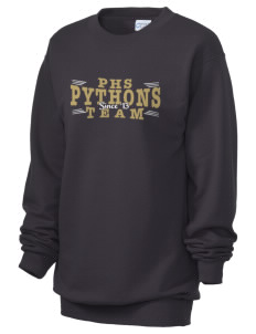 Panorama High School Python Unisex 7.8 oz Lightweight Crewneck Sweatshirt