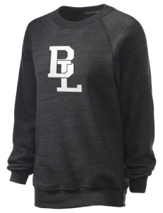 Bonney Lake High School Panthers Unisex Alternative Eco-Fleece Raglan Sweatshirt