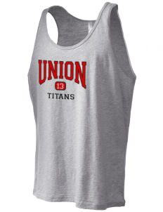 Union High School Titans Men's Jersey Tank