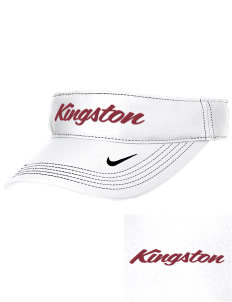 Kingston High School Buccaneers Embroidered Nike Golf Dri-Fit Swoosh Visor