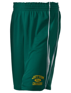 "Jetton Junior High School Chargers Holloway Women's Piketon Short, 8"" Inseam"