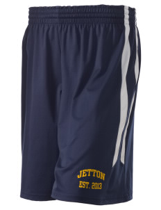"Jetton Junior High School Chargers Holloway Women's Pinelands Short, 8"" Inseam"