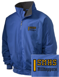Saint Mary's High School Hilltoppers Embroidered Holloway Men's Tall Jacket
