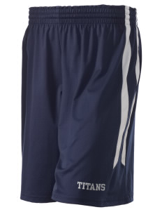 "Tuscarora High School Titans Holloway Women's Pinelands Short, 8"" Inseam"