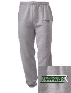 Tuscarora High School Titans Embroidered Men's Sweatpants with Pockets