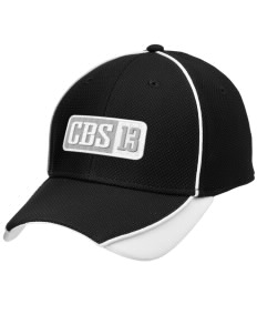 Charles B Sinclair Middle School Saints Embroidered New Era Contrast Piped Performance Cap