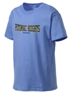 Potomac Heights Elementary School Dragons Kid's Essential T-Shirt
