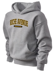 Roche Avenue School Knights Kid's Hooded Sweatshirt