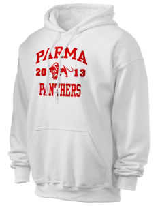 Parma Middle School Panthers Ultra Blend 50/50 Hooded Sweatshirt
