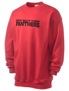 Parma Middle School Panthers Men's 7.8 oz Lightweight Crewneck Sweatshirt