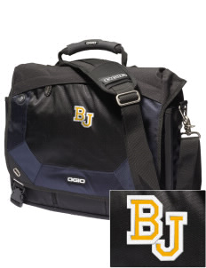 Benito Juarez Elementary School Jaguars Embroidered OGIO Jack Pack Messenger Bag