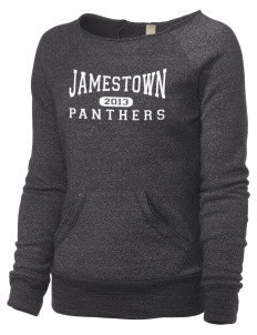 Jamestown Elementary School Panthers Alternative Women's Maniac Sweatshirt