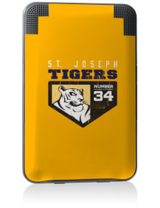 Saint Joseph School Tigers Kindle Keyboard 3G Skin