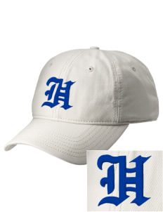 Howard Elementary School Bulldogs  Embroidered New Era Adjustable Unstructured Cap