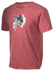 Ripon High School Indians Alternative Men's Eco Heather T-shirt