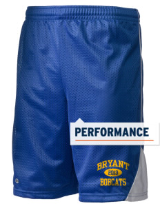 "Bryant Middle School Bobcats Holloway Men's Possession Performance Shorts, 9"" Inseam"