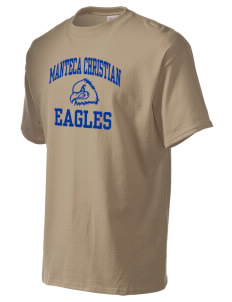 Manteca Christian School Eagles Men's Essential T-Shirt