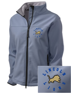 Lincoln Elementary School Lions Embroidered Women's Glacier Soft Shell Jacket