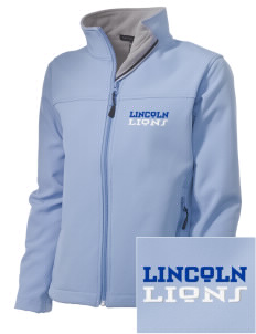 Lincoln Elementary School Lions Embroidered Women's Soft Shell Jacket