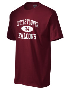 Little Flower Catholic School Falcons Men's Essential T-Shirt