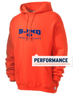 Saint Joseph Notre Dame High School Pilots Russell Men's Dri-Power Hooded Sweatshirt