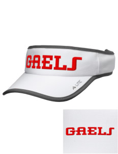 Saint Leander Year Round School Gaels Embroidered Lite Series Active Visor