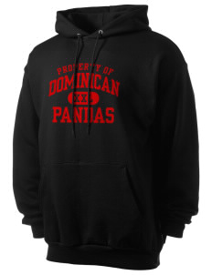 Dominican Kindergarten Pandas Men's 7.8 oz Lightweight Hooded Sweatshirt