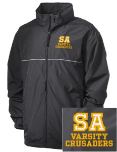 Saint Anthony School Crusaders Embroidered Men's Element Jacket