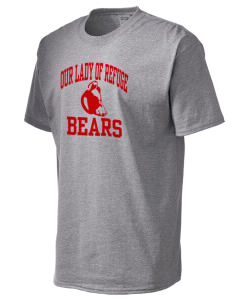 Our Lady Of Refuge School Bears Men's Essential T-Shirt