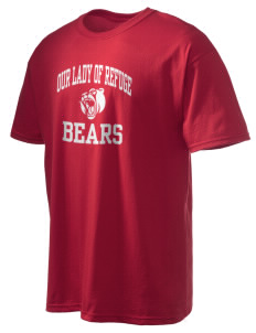Our Lady Of Refuge School Bears Ultra Cotton T-Shirt