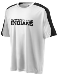 Our Lady Of Perpetual Help School Indians  Holloway Men's Power T-Shirt
