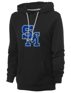 Santa Margarita Catholic High School Eagles Women's Core Fleece Hooded Sweatshirt