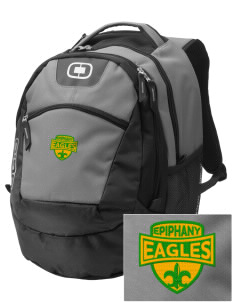 School Of The Epiphany Eagles Embroidered OGIO Rogue Backpack
