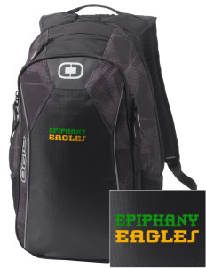 School Of The Epiphany Eagles Embroidered OGIO Marshall Backpack