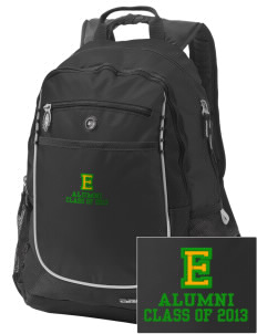 School Of The Epiphany Eagles Embroidered OGIO Carbon Backpack