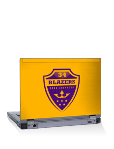 "Good Shepherd School Blazers 14"" Laptop Skin"