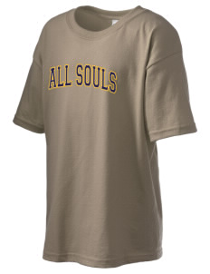 All Souls School Bobcats Kid's 6.1 oz Ultra Cotton T-Shirt