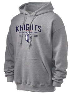 Resurrection Catholic School Knights Ultra Blend 50/50 Hooded Sweatshirt
