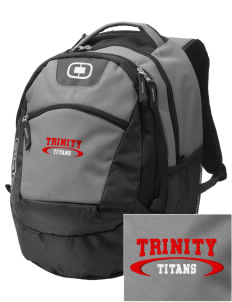 Trinity High School Titans Embroidered OGIO Rogue Backpack