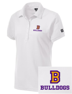 Bell Elementary School Bulldogs Embroidered OGIO Women's Jewel Polo