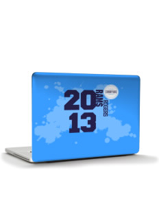 "Rogers High School Rams Apple Macbook Pro 17"" (2008 Model) Skin"