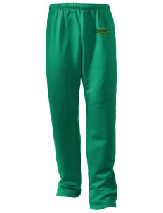 Columbus High School Sailors Embroidered Holloway Men's 50/50 Sweatpants