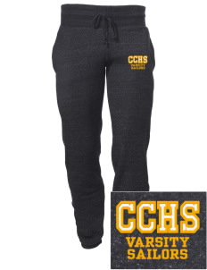 Columbus High School Sailors Embroidered Alternative Men's 6.4 oz Costanza Gym Pant