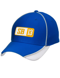 Saint Bernadette School Bulldogs Embroidered New Era Contrast Piped Performance Cap