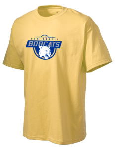 Van Asselt Bobcats Men's Lightweight T-Shirt